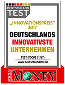Innovationspreis 2017: Deutschlands innovativste Unternehmen