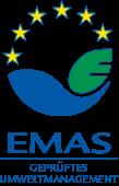 Zertifizierung nach EMAS